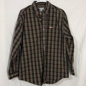 Carhartt Button Down shirt size medium